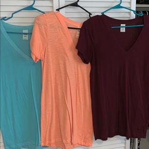 Victoria Secret V Necks